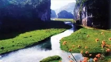湄江风景区